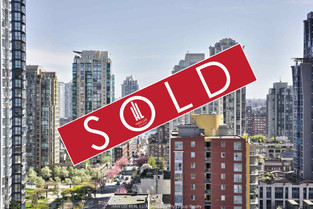 1509 - 1212 Howe St. Vancouver  - $450,000