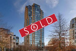 1003 - 1188 Richards St. Vancouver - $875,000