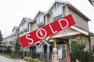 65 - 7128 Stride Ave. Burnaby - $393,000