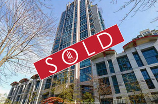 802 - 1238 Seymour St. Vancouver - $458,000