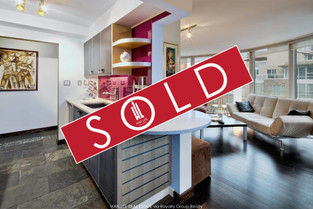 909 - 1500 Hornby St. Vancouver - $865,000