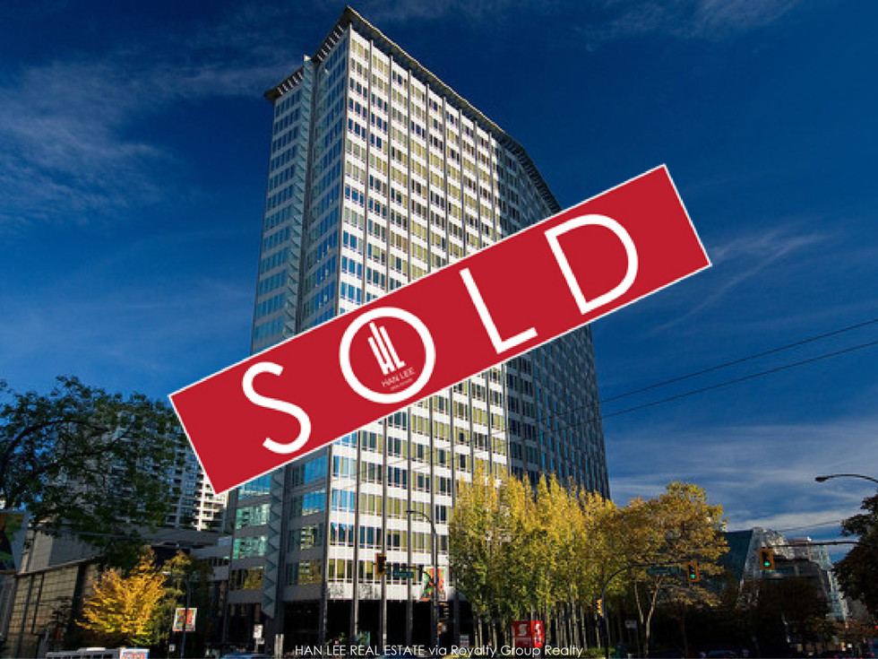 911 - 989 Nelson St. Vancouver - $383,000