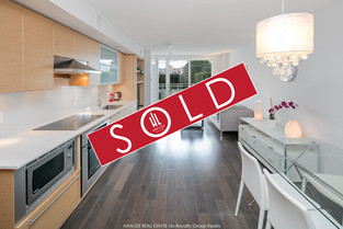 203 - 1635 W 3RD AVE. Vancouver - $755,000