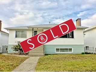 3135 - E 16th Ave. Vancouver - $1,464,000