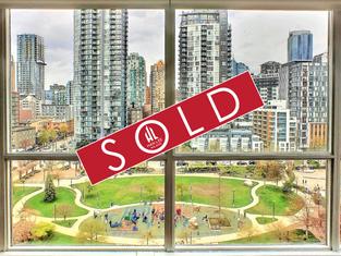 1003 - 1188 Richards St. Vancouver - $1,080,000