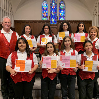 1st row:  Jessica Navarro, Haydee Contreras, Heather Pineda, Haila De Santiago, Beverly McNeff 2nd row:  Paul McNeff, Victoria Pluma, Denise Zamora, Jacob Moriel, Alondra Luis