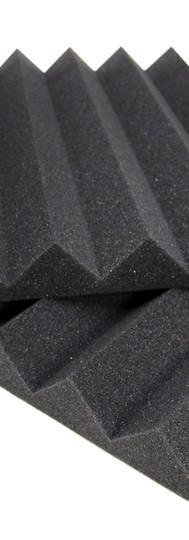 Panel acústico absorbente Diseño Alpine