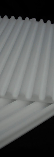 Panel acústico absorbente Ignífugo Diseño Ciclos