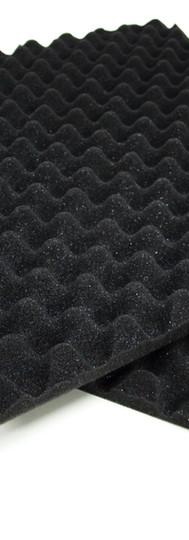 Panel acústico absorbente Diseño Conos