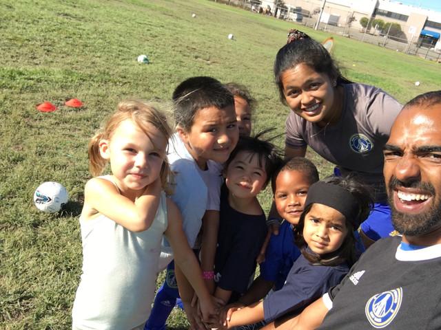 Soccer School (Pre-K - 2nd Grade)