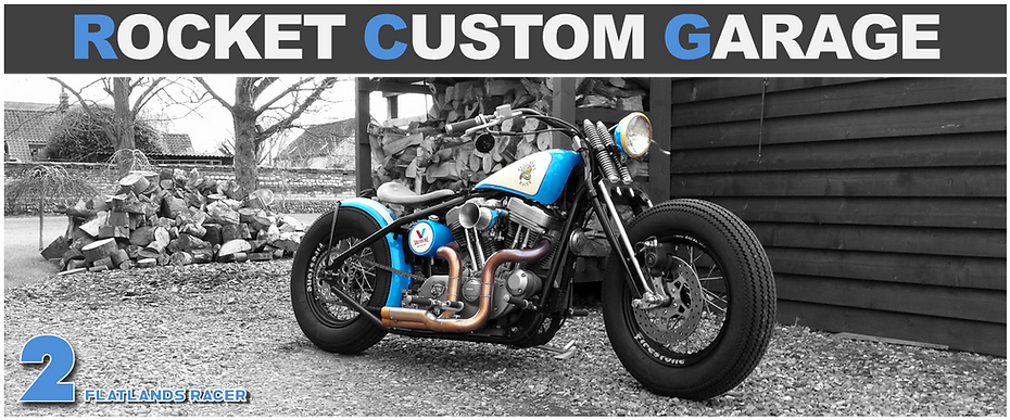 BOBBER CUSTOM MOTORCYCLES
