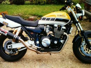XJR1200 - A BIT OF HISTORY