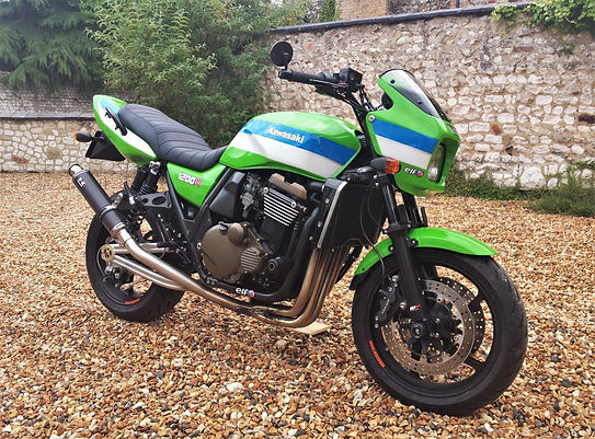 ZRX1200R by Ron
