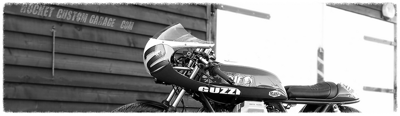 GUZZI RACER CUSTOM MOTORCYCLES