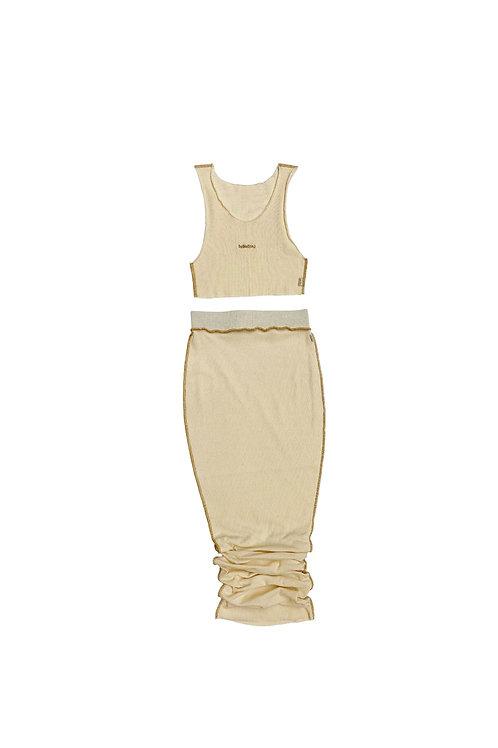BYMJ Basic Skirt Set