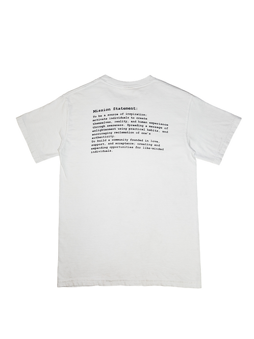 Mission Statement Tee