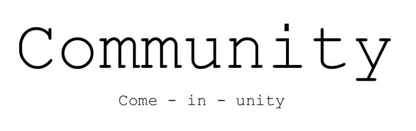 come in unity bymelianj