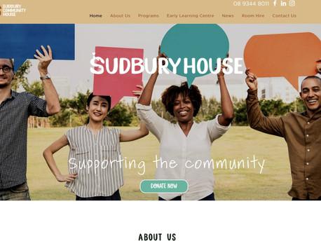 Sudbury Community House - Yong Shu Hui