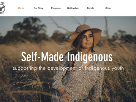Self-Made Indigenous - Ethan Czar