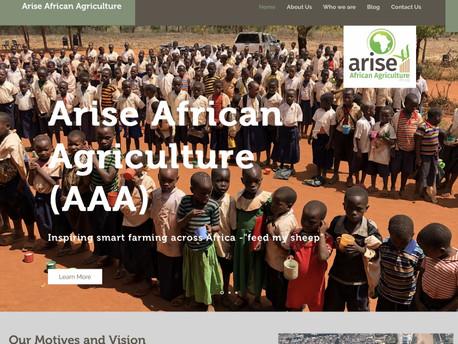 Arise African Agriculture - Sakshi Sindhwani