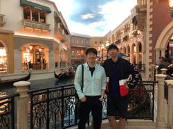 Las Vegas, Venezia Hotel