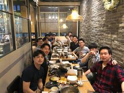 Y19_Group Dinner
