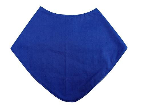 Babador Bandana Azul Royal