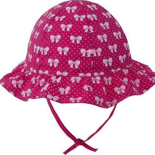 Chapéu para bebê - Laços Pink - Pimpolho