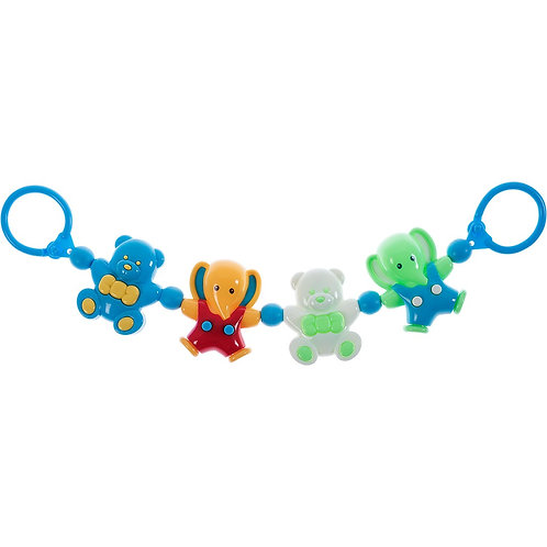 Móbile / brinquedo de carrinho de bebê  Pimpolho- Menino