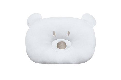 Almofada Urso Acessórios Branco