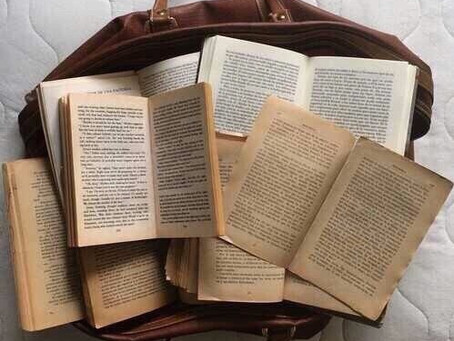 CALLING ALL BOOKWORMS! - Katie Moyer