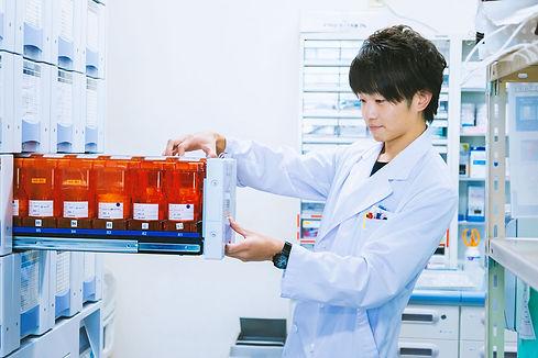 小山記念病院 薬剤科