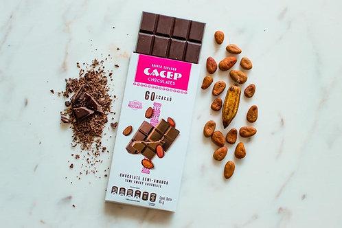 Chocolate 60%  85gr.