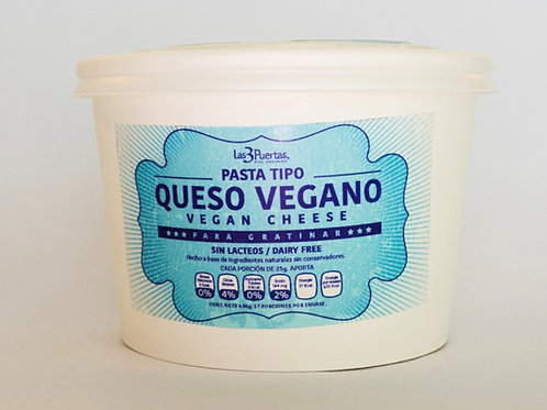 Queso Vegano 400 gr.