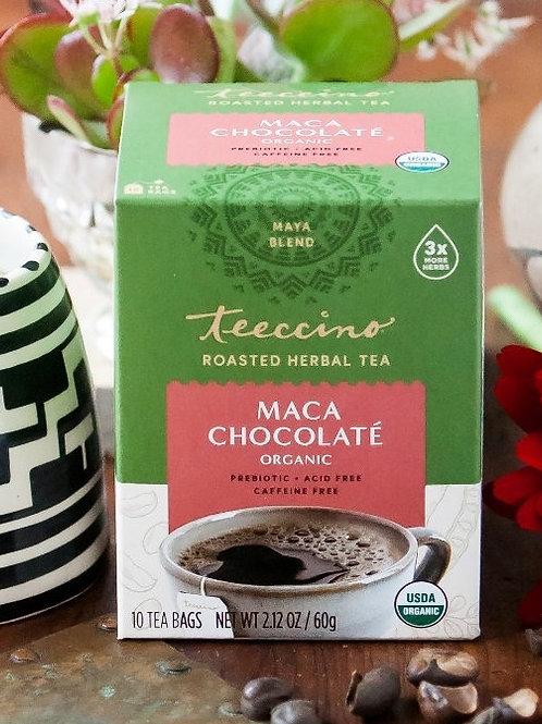 Teeccino Maca Chocolate