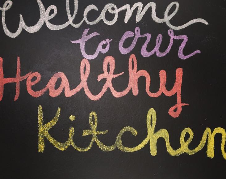 Bienvenidos a nuestra cocina