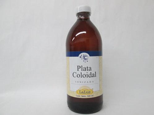 Plata Coloidal 500 ml.