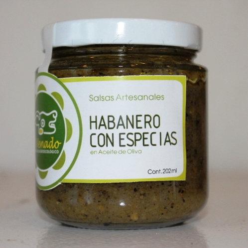Salsa Habanera 200 ml