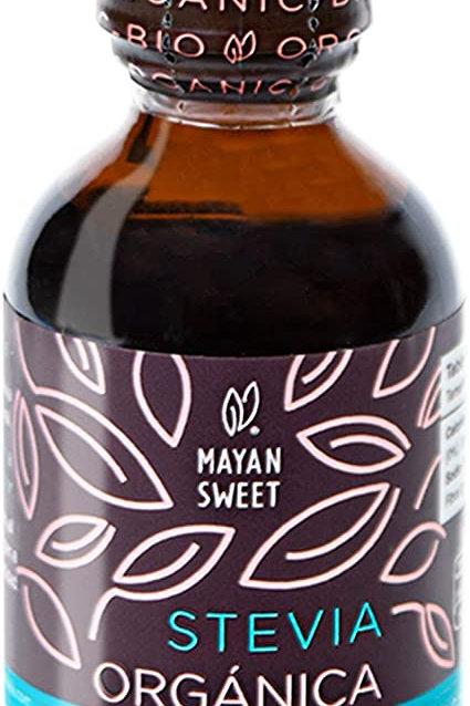 Stevia Organica Liquida 60 ml