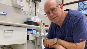 Dental Surgeon Creates a Safer Clinic for Patients with Ozonated Water
