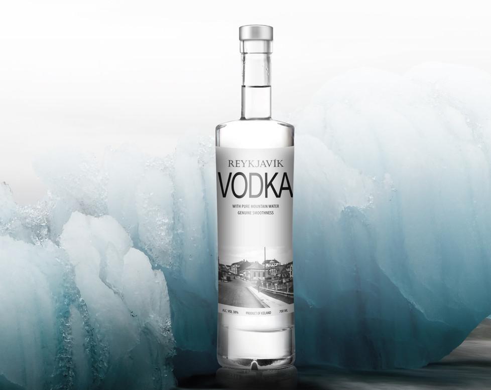 Reykjavík Spirit / Vodka