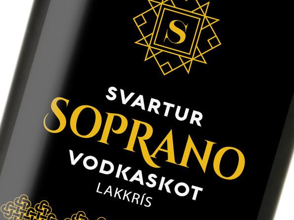 Soprano / Mörkun / Umbúðir
