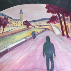 christian-laloux/peinture/beaux-arts/decoration/paris/acrylique/papier/ponts/quais/saint-Michel.jpeg