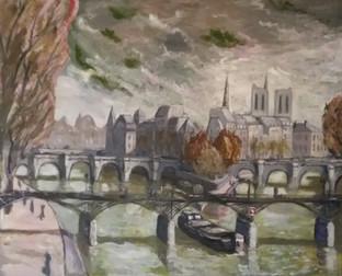 christian-laloux/peinture/beaux-arts/decoration/paris/acrylique/toile/ponts/quais/pont-des-arts/cité.jpeg