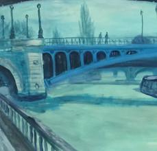 christian-laloux/peinture/beaux-arts/decoration/paris/acrylique/papier/ponts/quais/Le-pont-Notre-Dame.jpeg