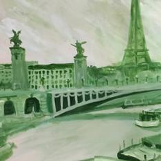 christian-laloux/peinture/beaux-arts/decoration/paris/acrylique/papier/ponts/quais/Alexandre-III.jpeg