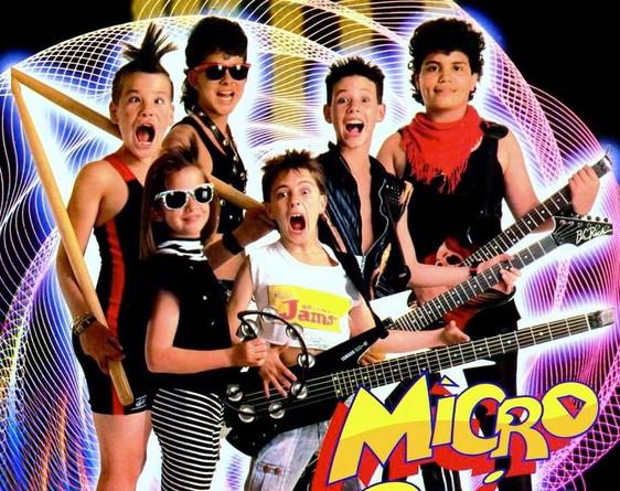 "Micro Chips ""Niños Electricos"""