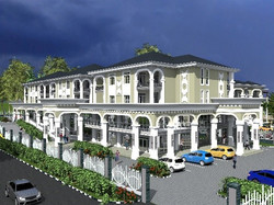 MAKINDYE MIXED-USE DEV'T
