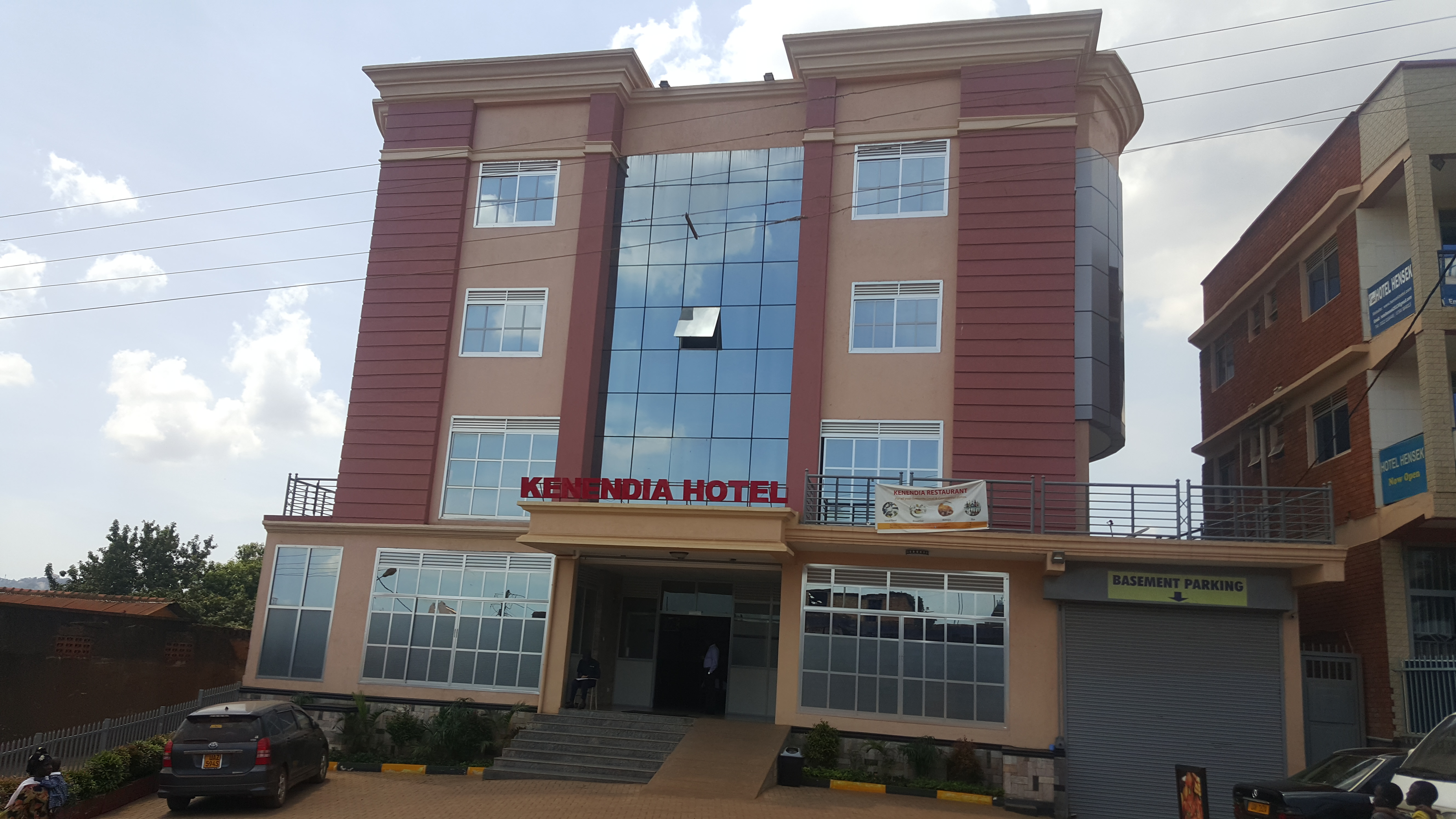 MOTEL AT KATWE