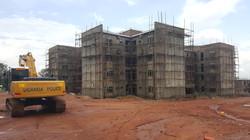UGANDA POLICE FORCE STAFF APARTMENTS